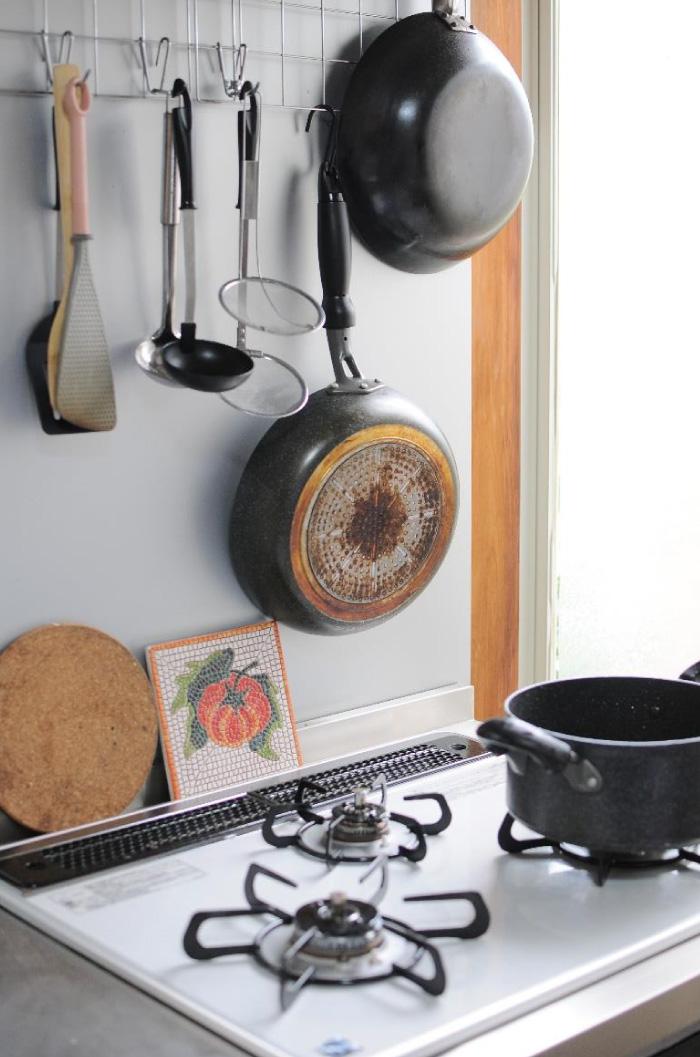 ご自宅のキッチン
