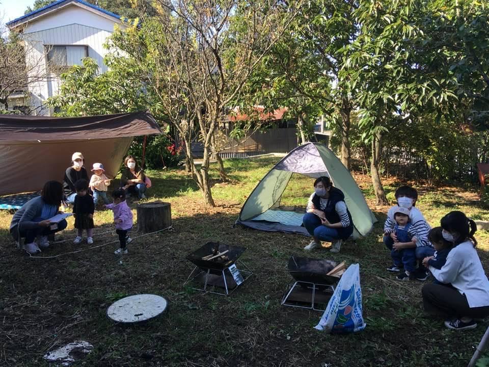 ワークショップ:キャンプ講座の写真2