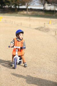 子ども用アクティブバイク