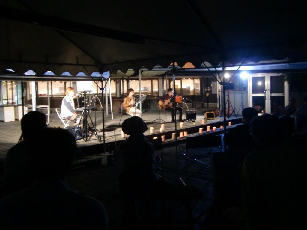 竹のアートコンサート