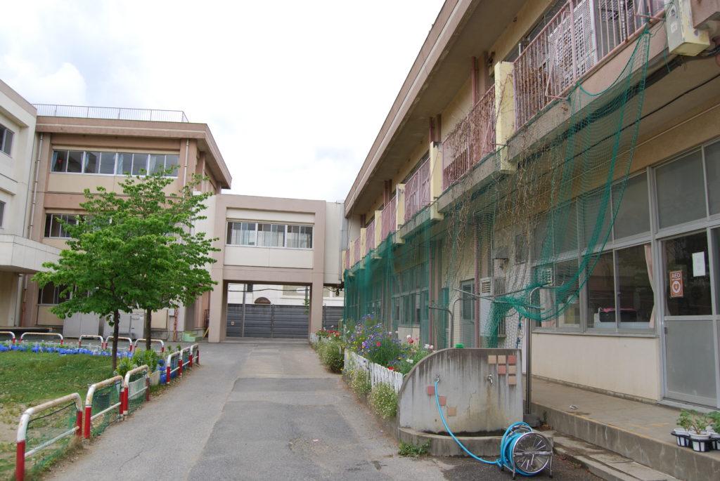 須賀小校舎