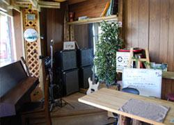 カフェ・モコの店内