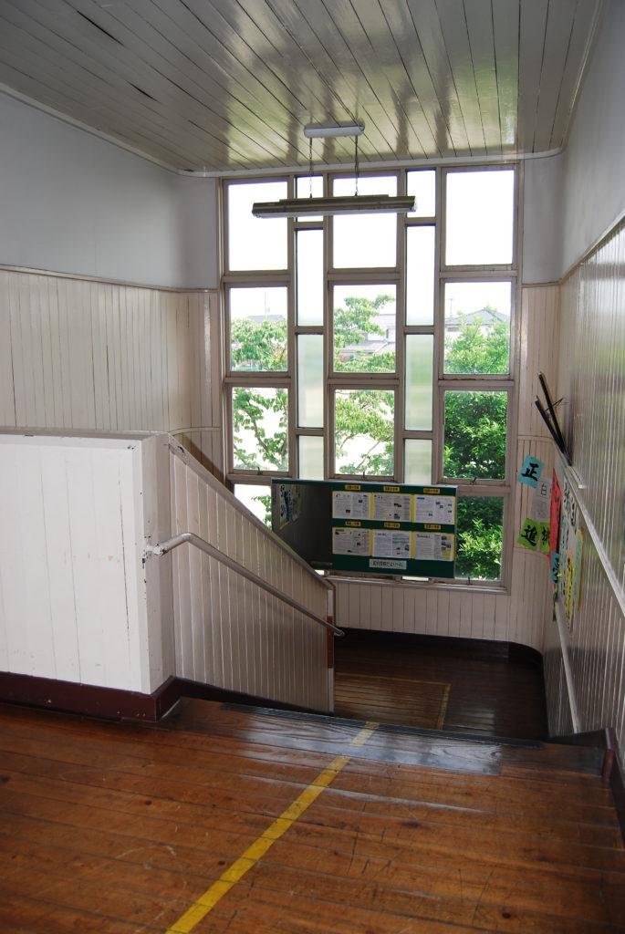 県内で2番目に古い現役校舎