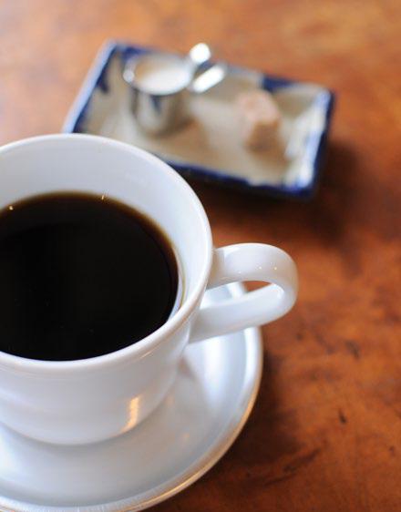 cafe こかげ コーヒー
