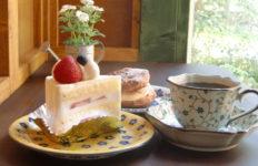 Ten Queen's Tableのケーキ