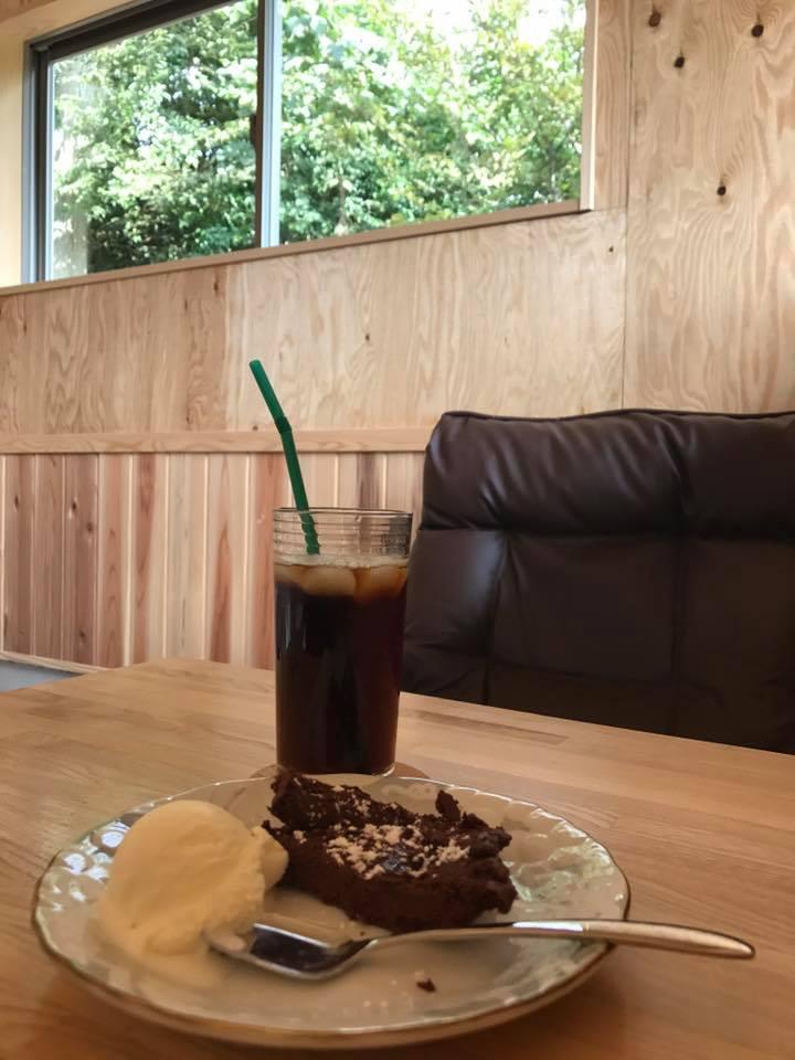 TiTi Cafeのケーキ