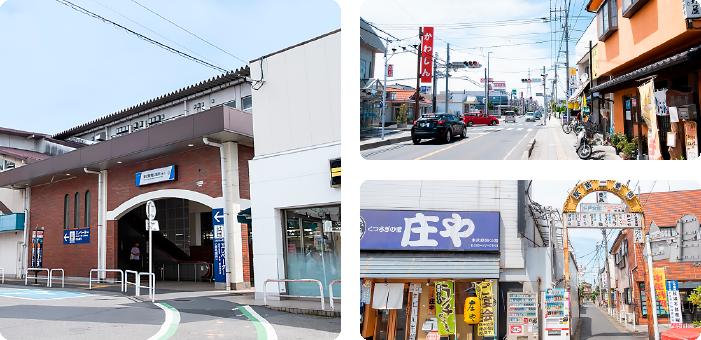 宮代さんぽ ~東武動物公園駅でぶらり編~ イメージ02