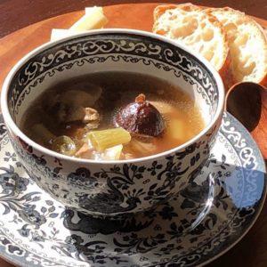 イギリスのスープ