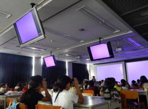日本工業大学生 通学風景