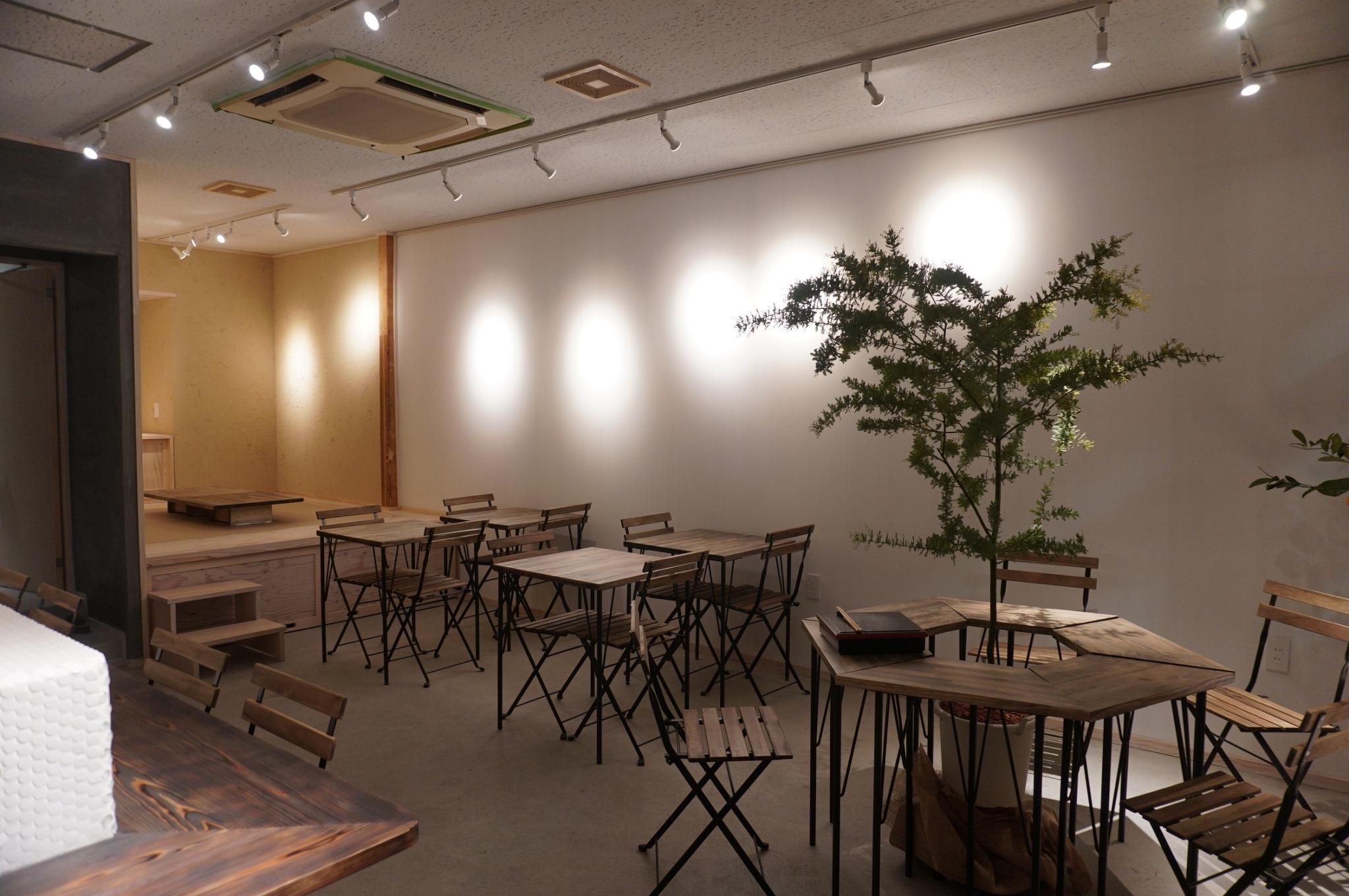 道案内カフェ