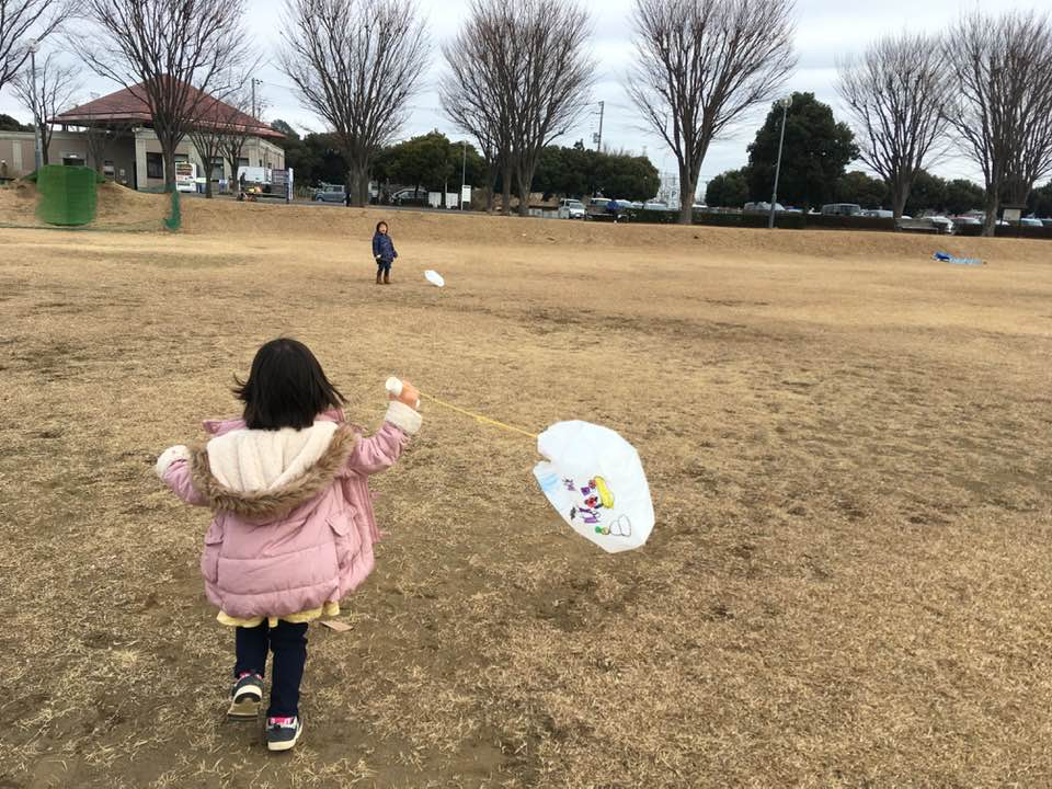 凧あげの始まり
