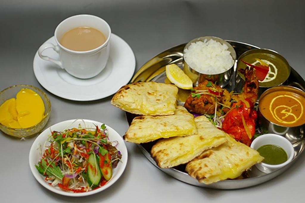 インド食堂 ヒマラヤン写真