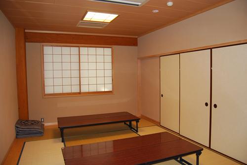 職員食堂和室