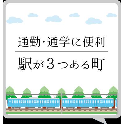 宮代町の駅情報
