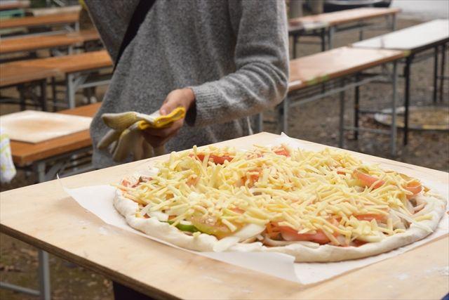 トラスト祭 ピザ (10)